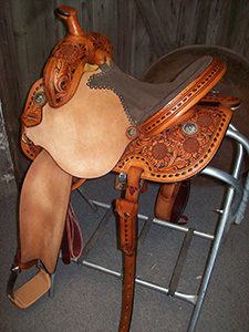 Permalink to:Barrel Racing Saddles