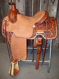 Permalink to:Roping Saddles